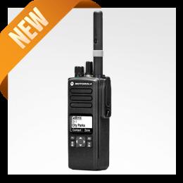 DP4601E 136-174 5W LKP GNSS BT WIFI PBER302FE