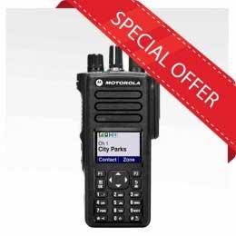 DP4801 350-400M 4W FKP GPS BT PBE802HE