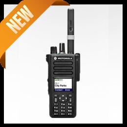 DP4801E 136-174 5W FKP GNSS BT WIFI PBER302HE