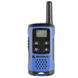 T41 WALKIE TALKIE CONSUMER RADIO - BLUE