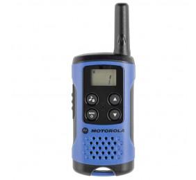 T41 WALKIE TALKIE CONSUMER RADIO - BLUE