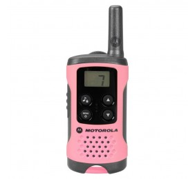 T41 WALKIE TALKIE CONSUMER RADIO - PINK