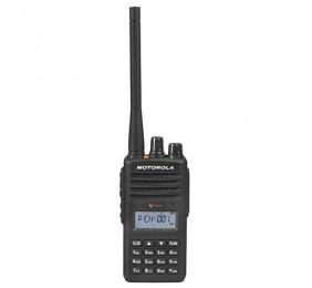 VZ-10/18 UHF/VHF PORTABLE RADIOS