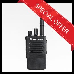 DP3441 136-174M 5W NKP GPS BT PRE302BE