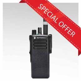 DP4401 350-400M 4W NKP GPS BT PBE802CE