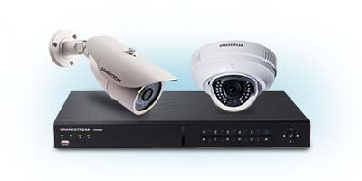 Grandstream's IP Video Surveillance products