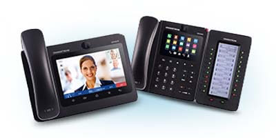 Grandstream's IP Video Telephony products